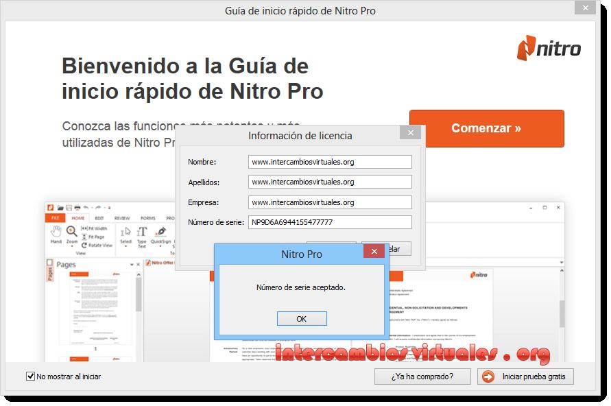 Nitro Pro V9 5 3 8 Español Cree Y Edite Archivos Pdf Facilmente Intercambios Virtuales